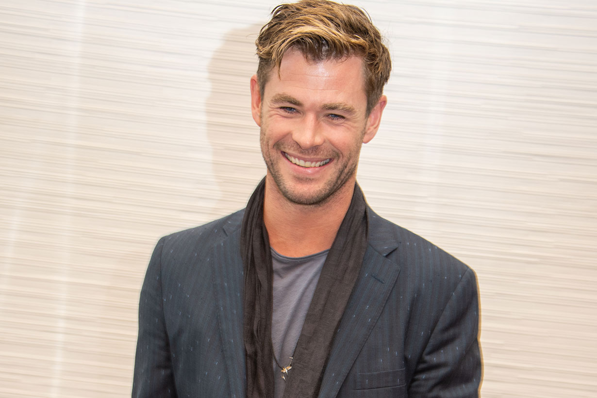 Chris Hemsworth avengers 4