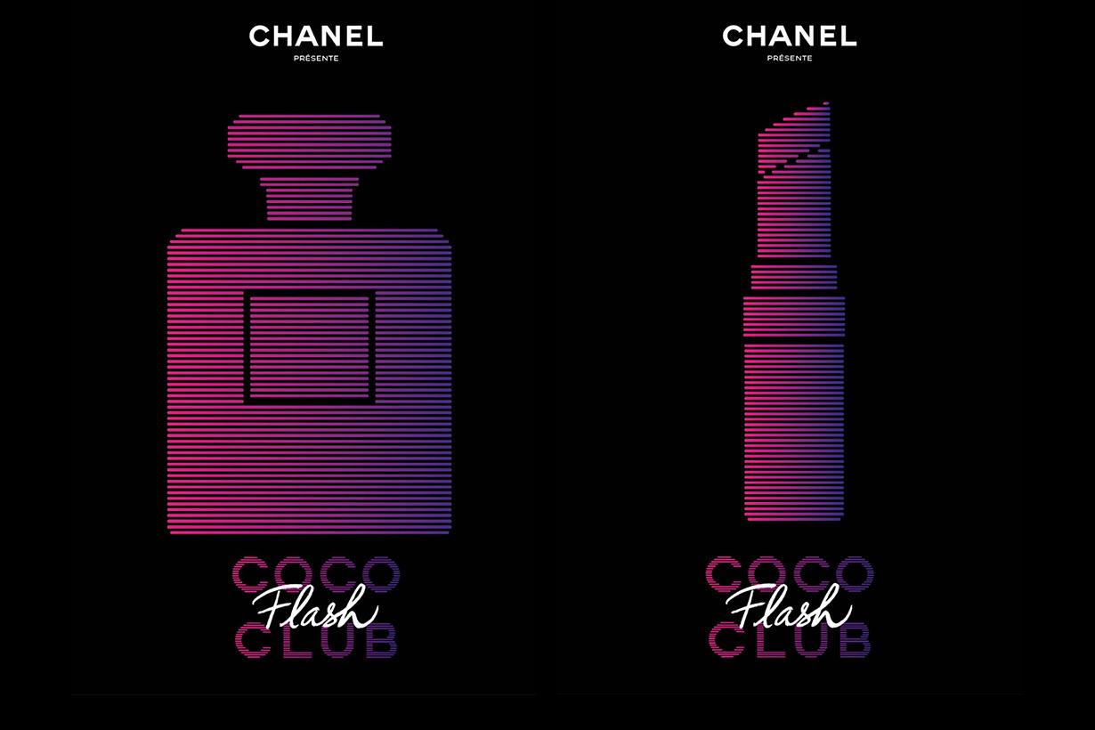 Chanel Coco Flash Club Hong Kong