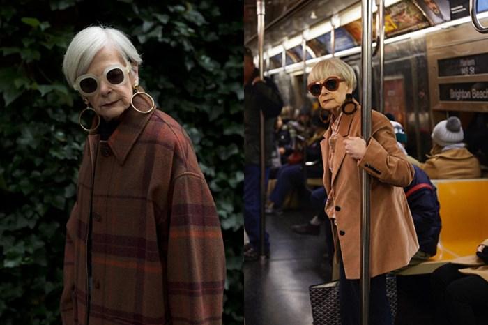 64 歲,又如何?身兼犯罪學教授的時尚博主:「年老並不可怕,失去生活才是。」