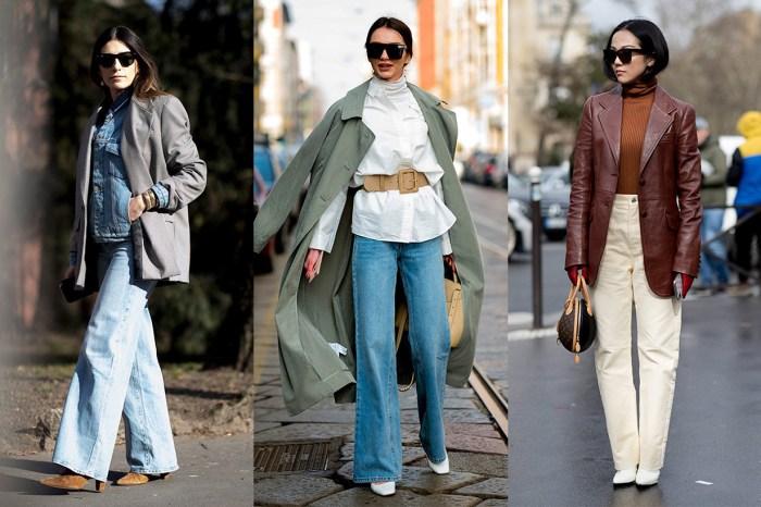 誰說牛仔褲是職場禁忌?參考街拍女生,穿出得體大方的 Denim Look!