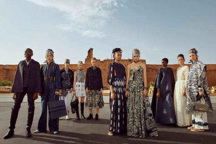 Dior 2020 Cruise 系列來了!今次選址在最美的摩洛哥舉辦