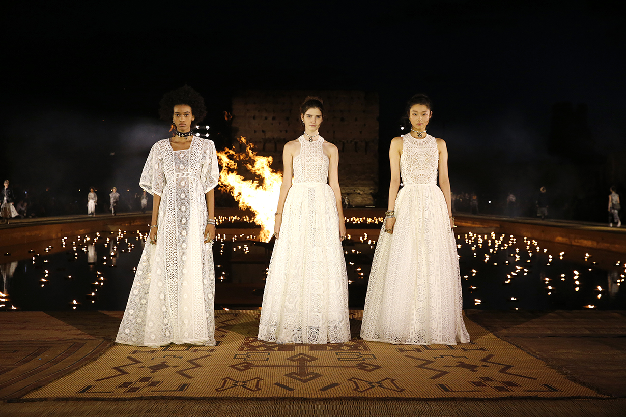 Image of Dior 2020 Cruise 系列來了!今次選址在最美的摩洛哥舉辦