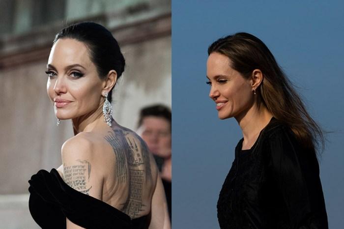 43 年來致力於人道議題,Angelina Jolie 接受訪問表示:未來不排除將投身公職?
