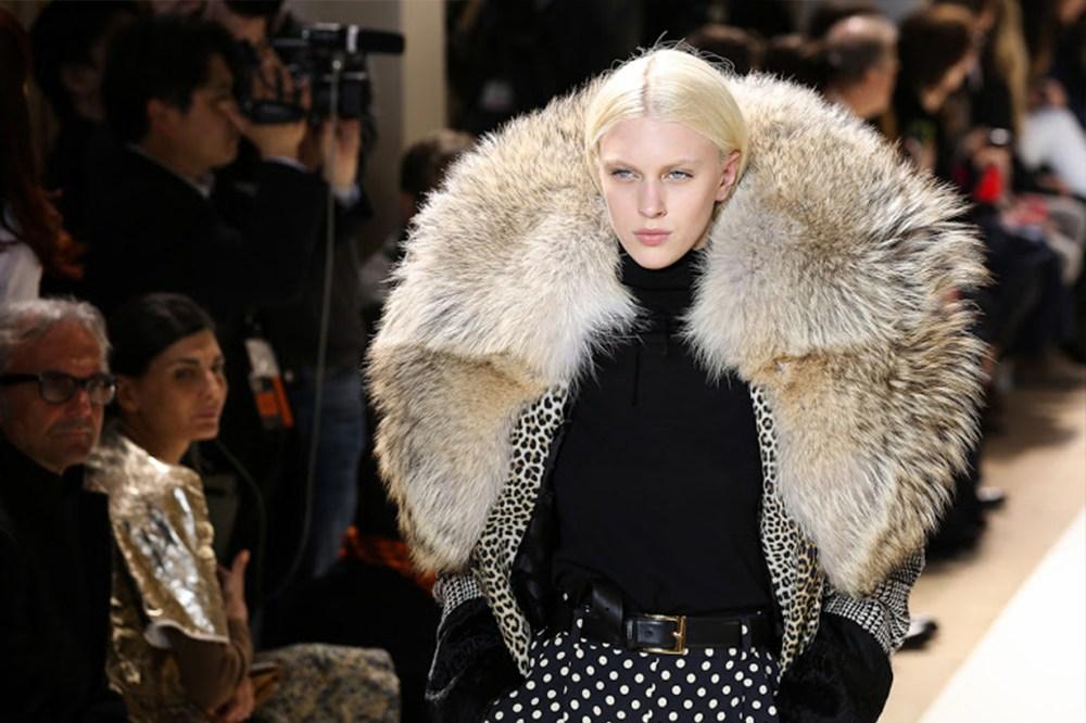 Fur Fashion Runway