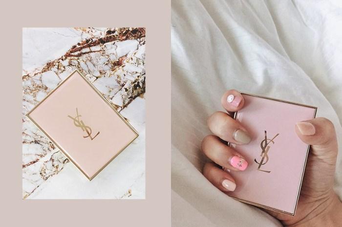 夢幻狙擊少女心:YSL 這盒堪稱史上最美「奶油粉餅」,在台灣也可以買得到了!