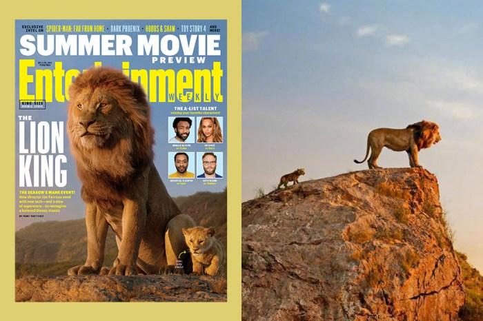 完美還原!《獅子王》真人版劇照釋出,網友表示:「好像在看動物頻道。」