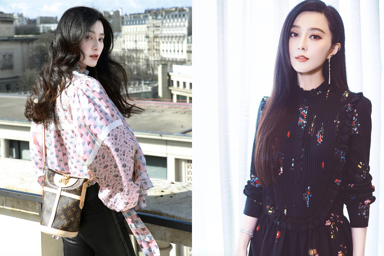 Fan Bing Bing Xiao Hong Shu Guerlain Abeille Royale Youth Watery Oil Celebrities skincare tips facial oil hair mask moisturising essence