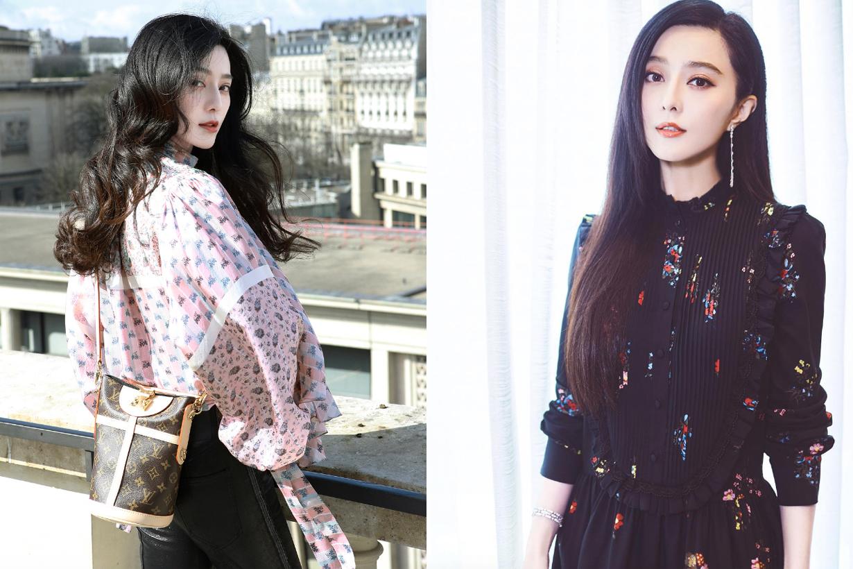 Fan Bing Bing Xiao Hong Shu Guerlain Abeille Royale Youth Watery Oil Celebrities skincare tips facial oil hair mask moisturising essence