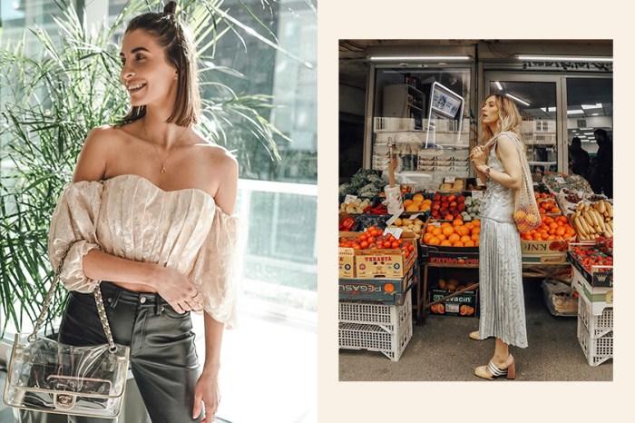 看得出來嗎?H&M 這些熱賣款式,竟然是由「水果皮」和「寶特瓶」製成!