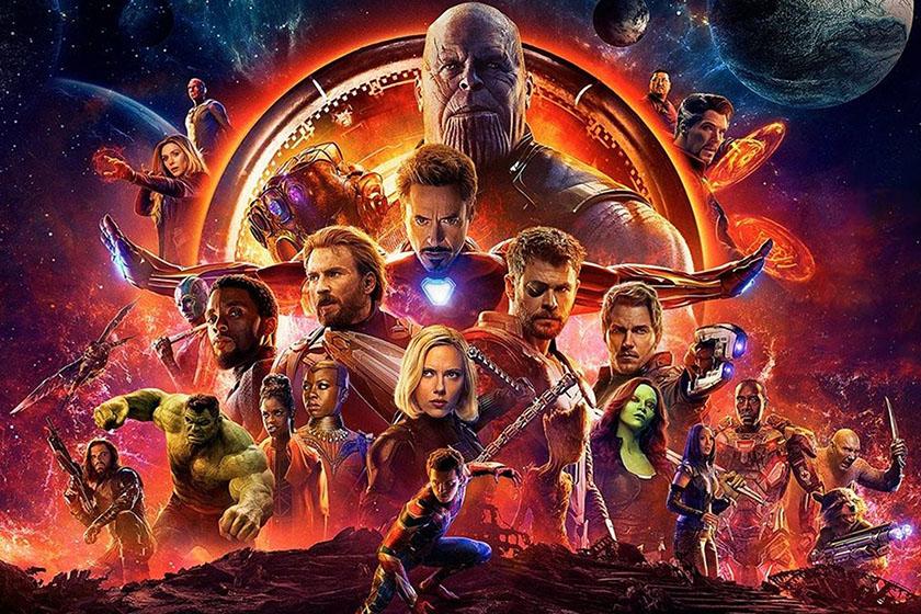 rankingoo voted the favorite marvel avengers