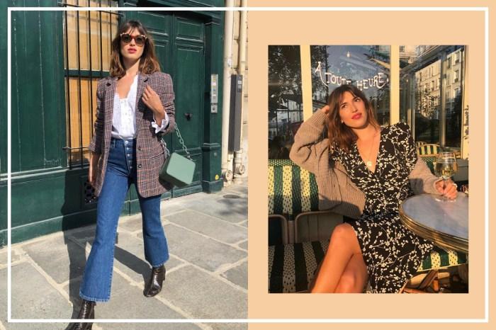 巴黎女生隨便穿都充滿慵懶美?Jeanne Damas 靠這 5 件時尚單品散發法式魅力!