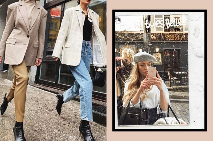 走在巴黎街頭,你會發現法國女生最常穿的基本單品是這 5 件!