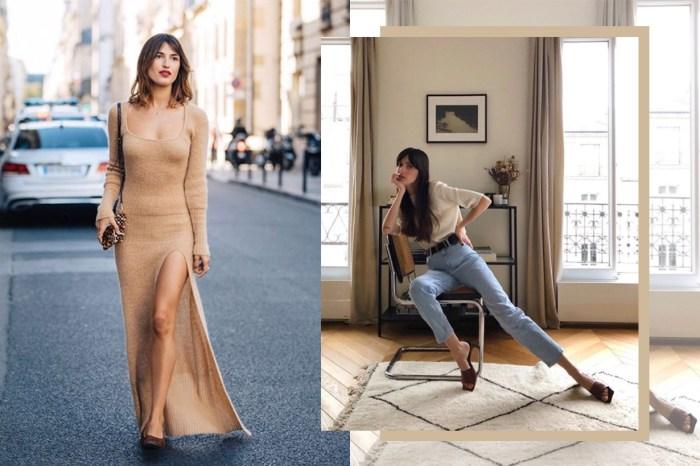 每個法國女生都至少擁有一對:比起芭蕾舞鞋,她們更愛這雙!