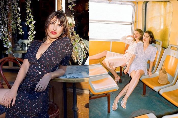 春天怎麼能少了洋裝?看看法國女人的衣櫃,挑出自信優雅的款式!