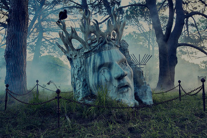 Game of Thrones grave of thrones got cemetery syndey australia