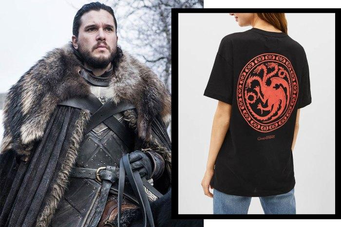 《權力遊戲》聯乘 T-shirt!要買一件穿着迎接大結局嗎?