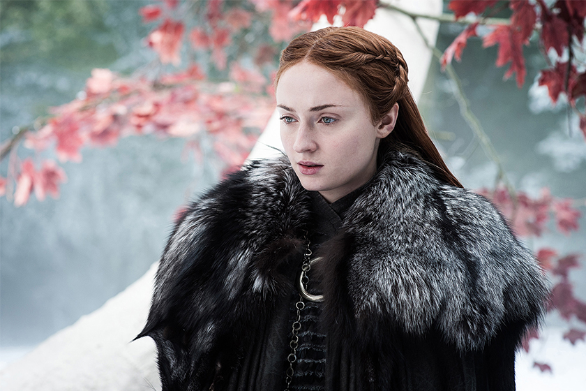 game of thrones sansa stark necklace hidden meaning