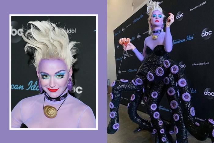 討論度爆燈:Katy Perry 無違和化身反派角色「烏蘇拉」,背後的原因超可愛!