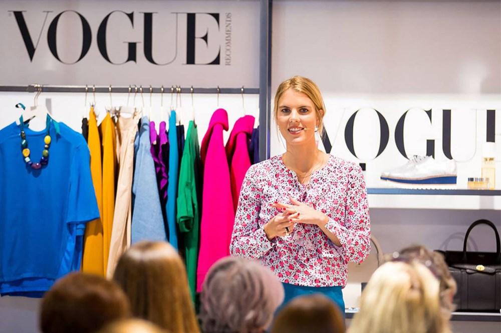 Kate Middleton's Stylist Ginnie Chadywck-Healey Vogue Editor