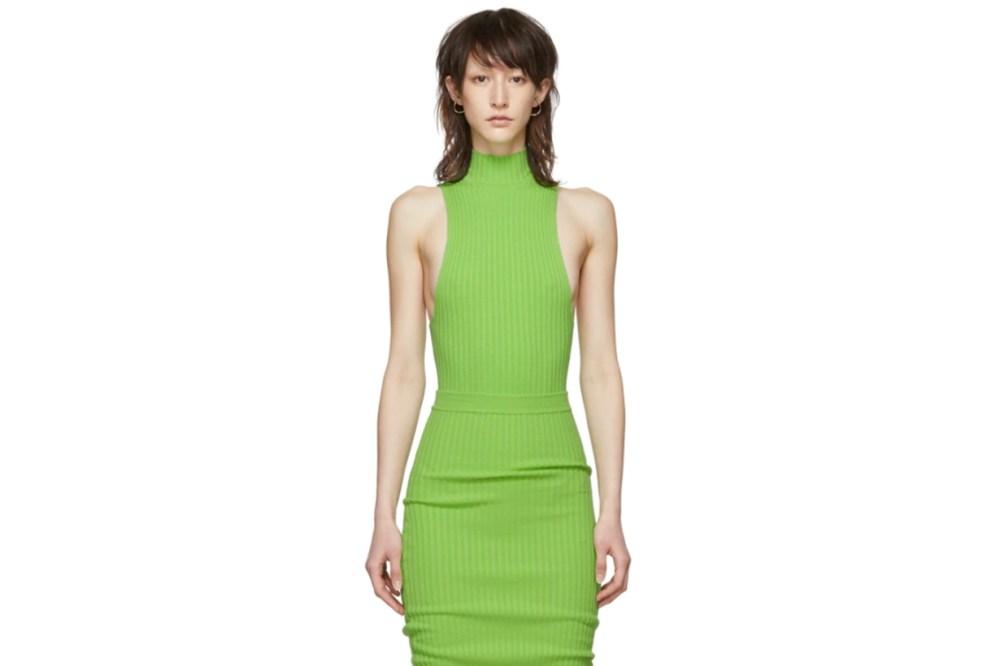 Green Nonna Bodysuit