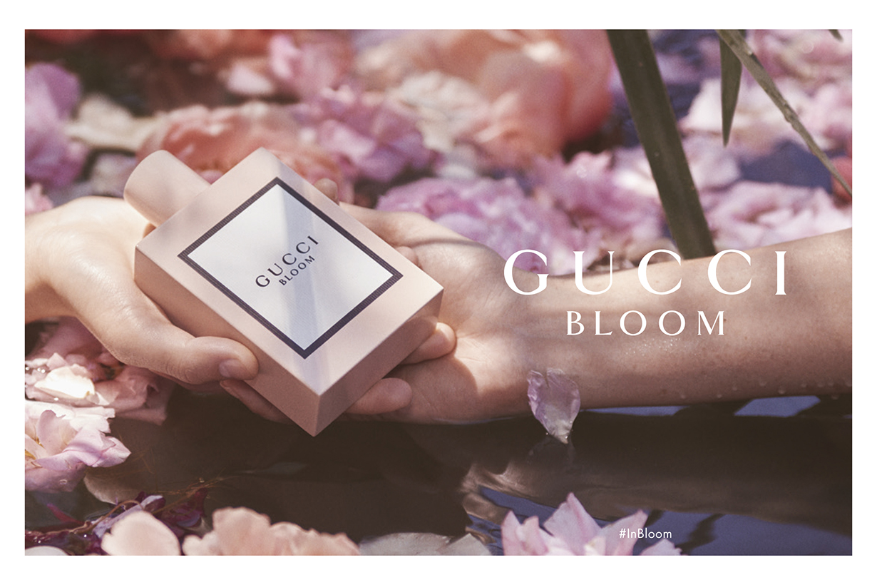 gucci bloom gocce di fiori perfume