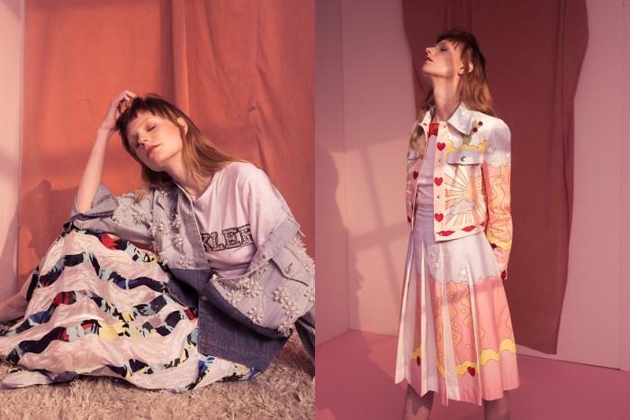 時尚搭配筆記:Harvey Nichols 引入多個新晉品牌,拼湊出不一樣的初夏