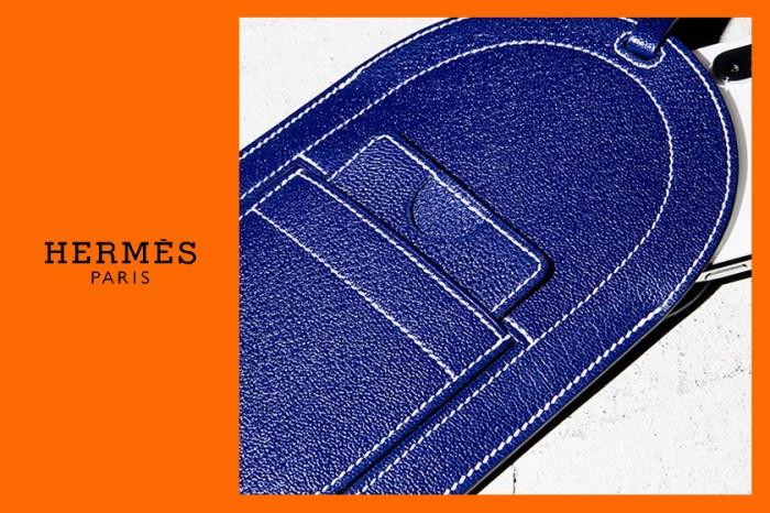 今季最想要的奢華小配件:Hermès 也推出 Phone Case,細節絕對滿分!