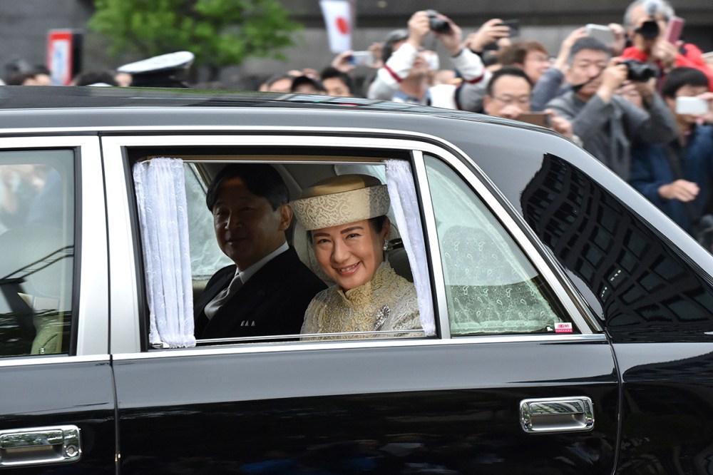 Japan royal family Owada Masako Reiwa dressing