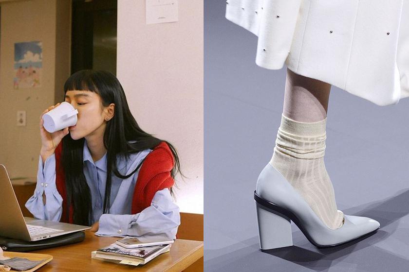 Japan girl #Kutoo against disparate treatment