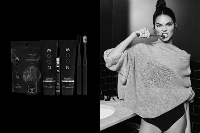 想要有超模笑容?Kendall Jenner 創立牙齒護理品牌,引起一股美白風潮!