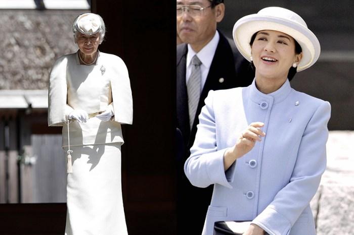 再一天迎接令和時代:關於雅子妃的大典禮服,可能出自這位御用設計師?