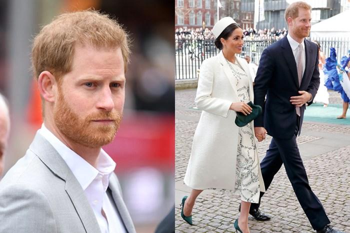 關於梅根是否誕下寶寶:其實哈里王子已經透露訊息,可能還要再過一陣子?