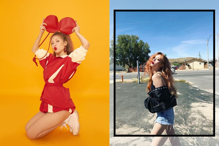 泫雅新廣告極速變熱話,全因她沒穿內衣、掀起裙子的大膽舉動!