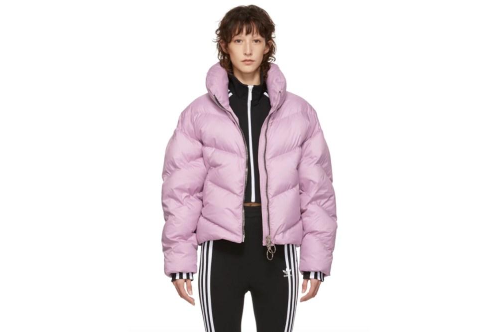 Ienki Ienki Purple Life Down Jacket