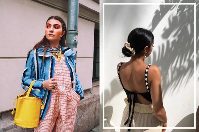 春夏時尚感靠髮型就能搞定!6 個從 Instagram 偷師的造型!