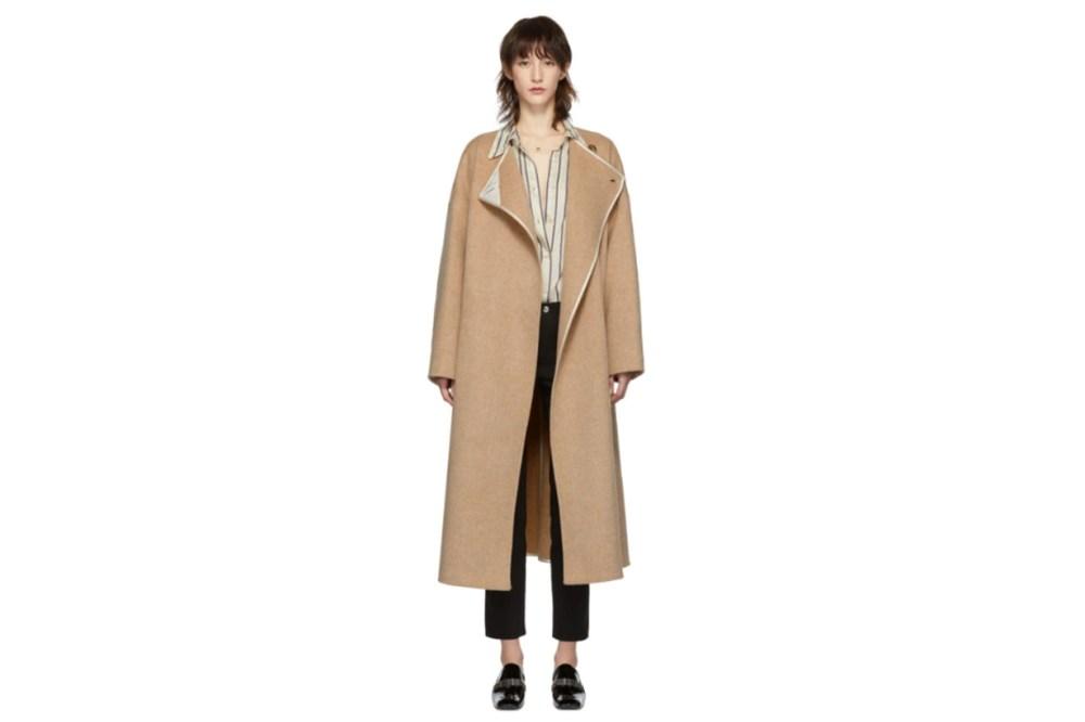 Isabel Marant Pink Felton Coat