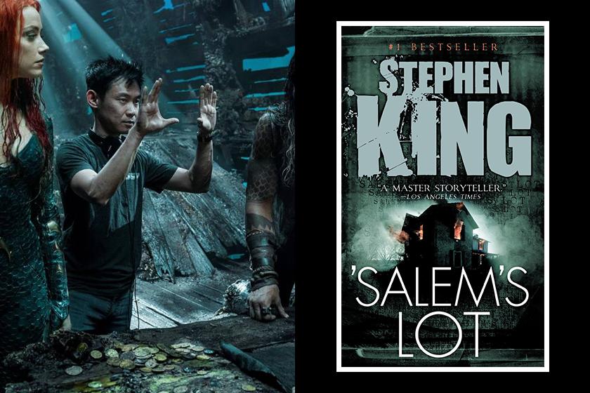 James Wan Salem's Lot Stephen King