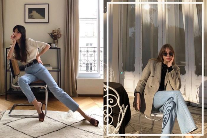 時尚女生不想公開的秘密:這種色調的牛仔褲最顯高級!