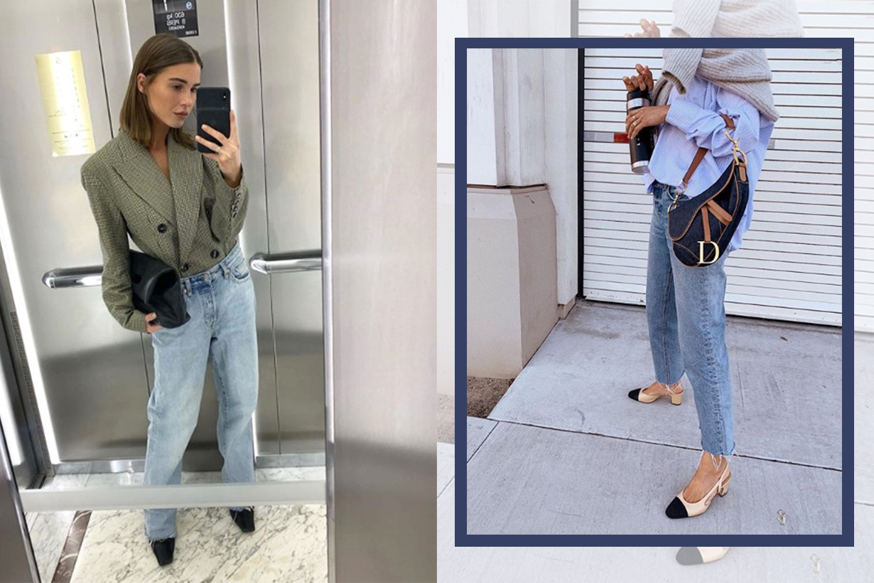 Shoe Trends That Look Great with Jeans