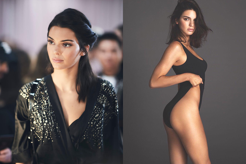 Kendall Jenner didn't fit in with Kardashian Family