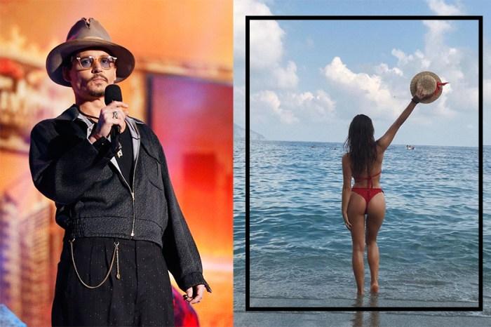 傳出 Johnny Depp 有意再婚,對象是這個比他小 30 歲火辣情色舞者!