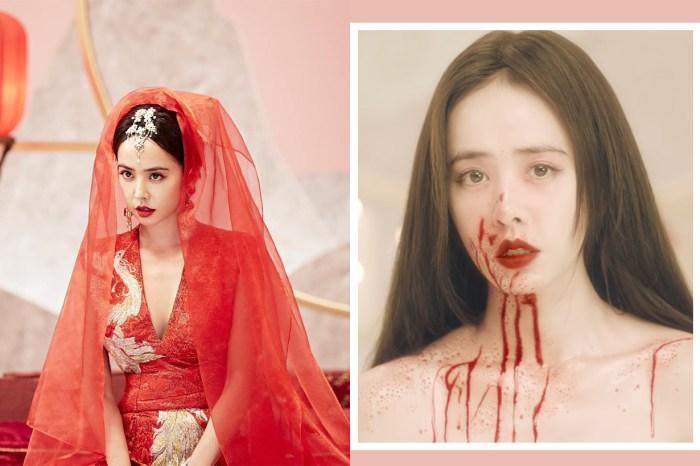 神還原蔡依林在《紅衣女孩》MV 中的妝容!這位化妝功力高強的博客是誰?