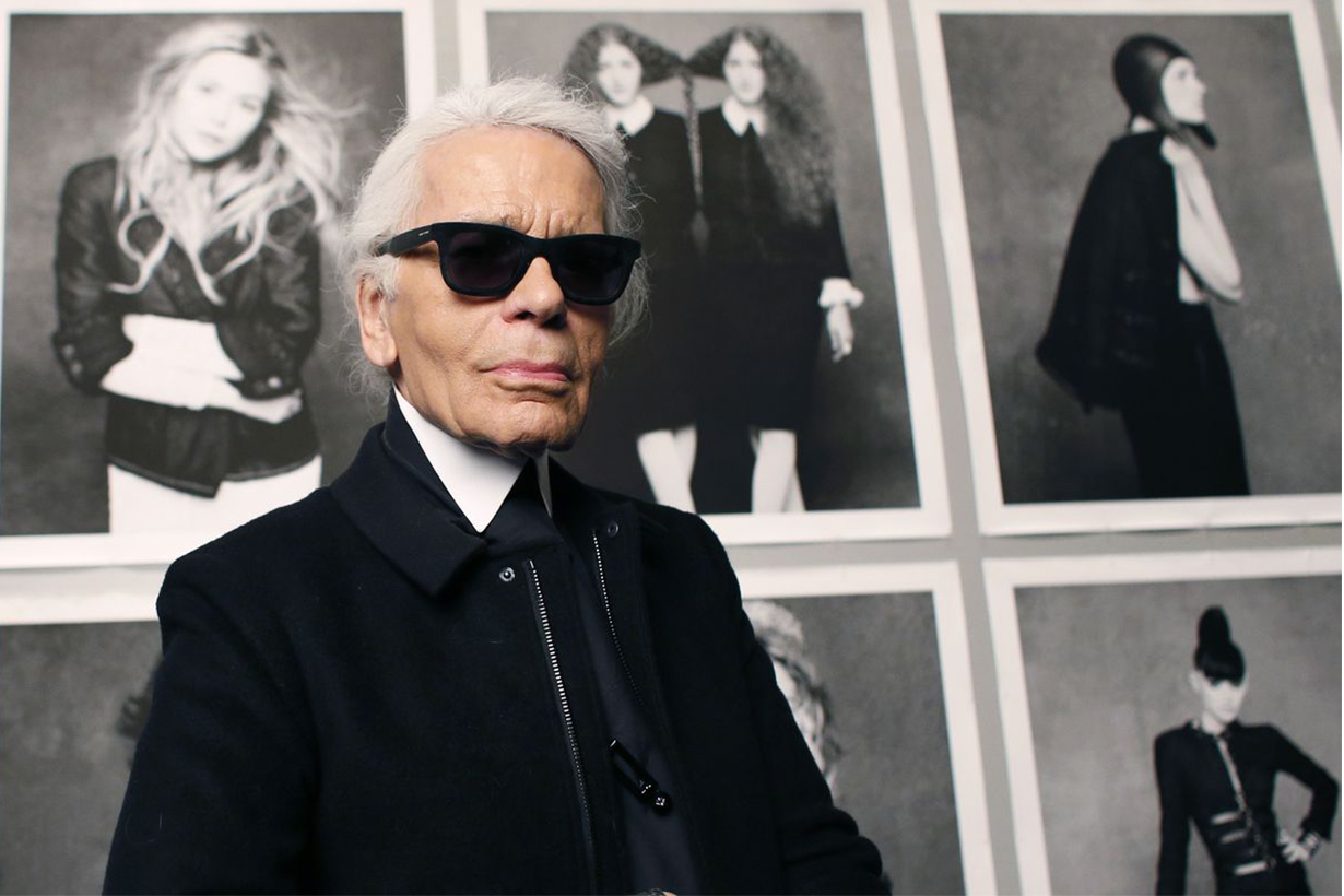 Fendi to Hold Show in Rome in tribute to Karl Lagerfeld