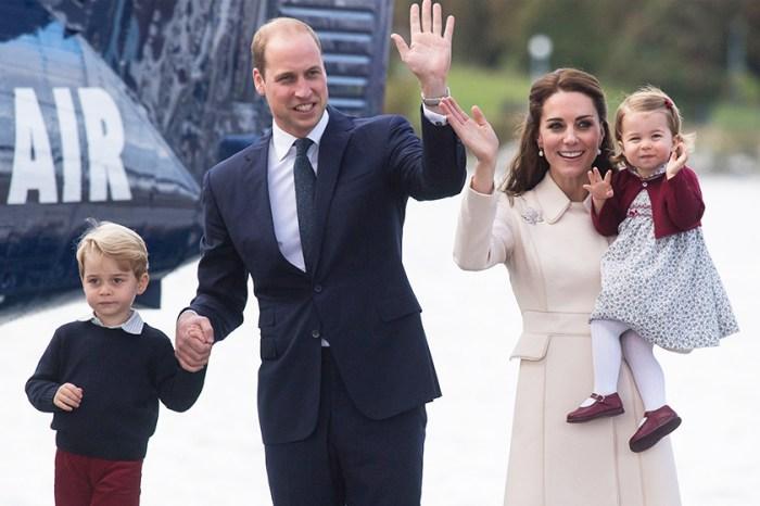 罕見的王室 Family Day!凱特帶喬治與夏洛特到遊樂場狂歡,畫面超有愛!