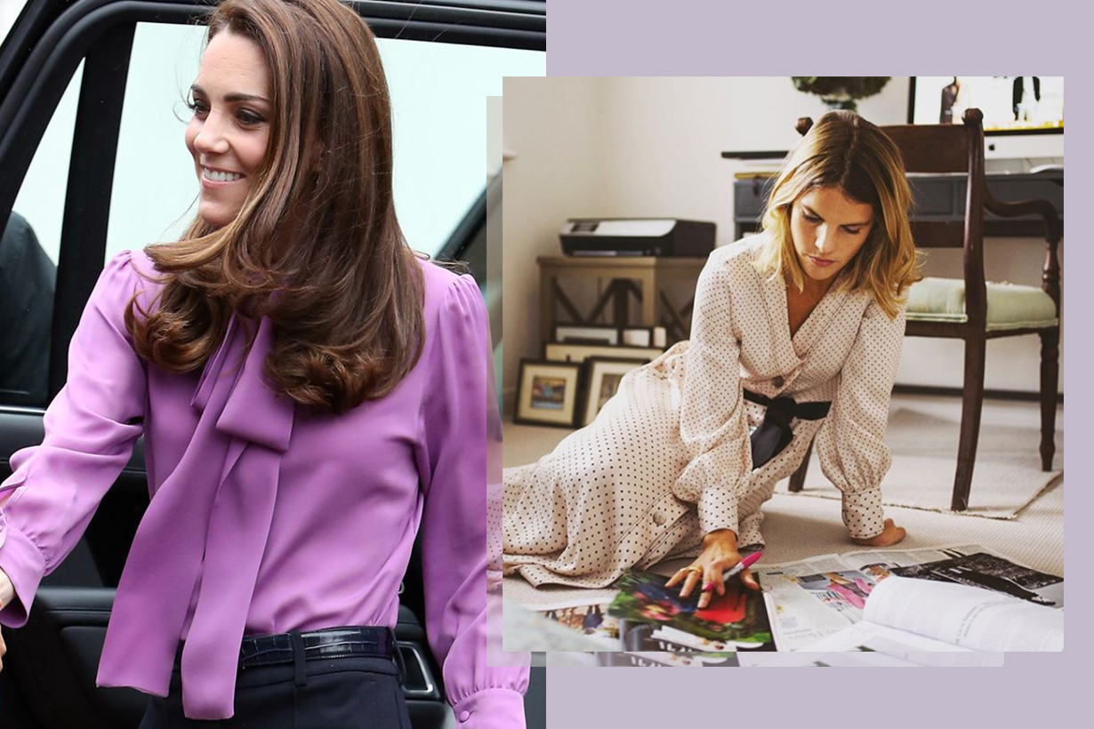 Kate Middleton's New Stylist Ginnie Chadywck-Healey Suggests You Wear These to Work