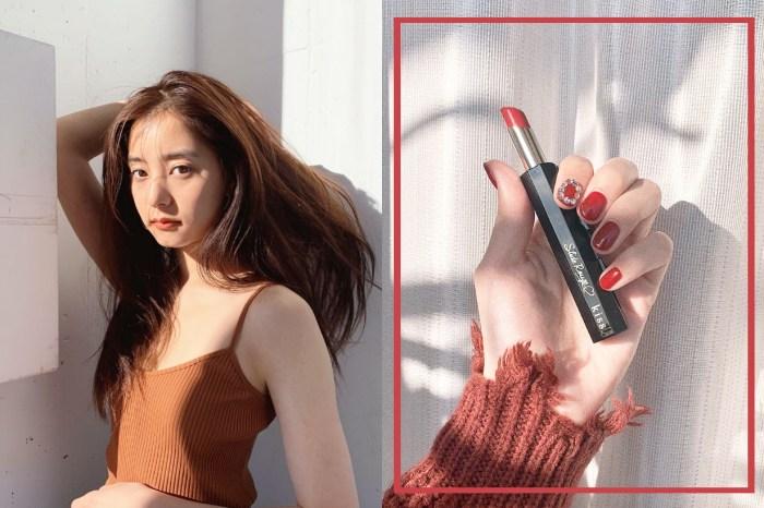 紅遍日本的這款「單手唇膏」,讓你每次補唇色也帥一次!