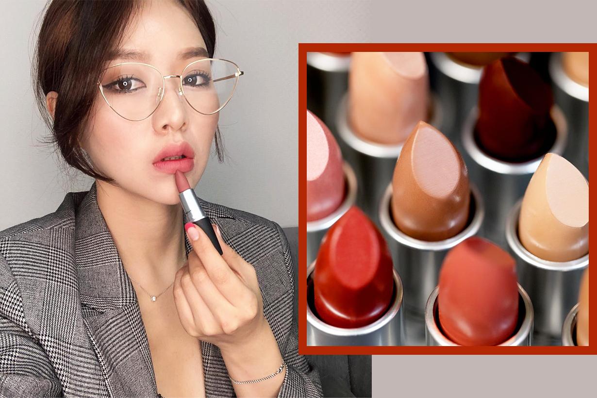 Korea MAC Make Up Director Kim Hye Lim Makeup Artist Beauty Youtuber Lipstick makeup tips blush makeup cosmetics korean makeup tips