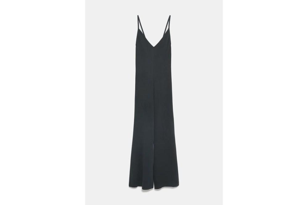 Zara Limited Edition Knit Jumpsuit