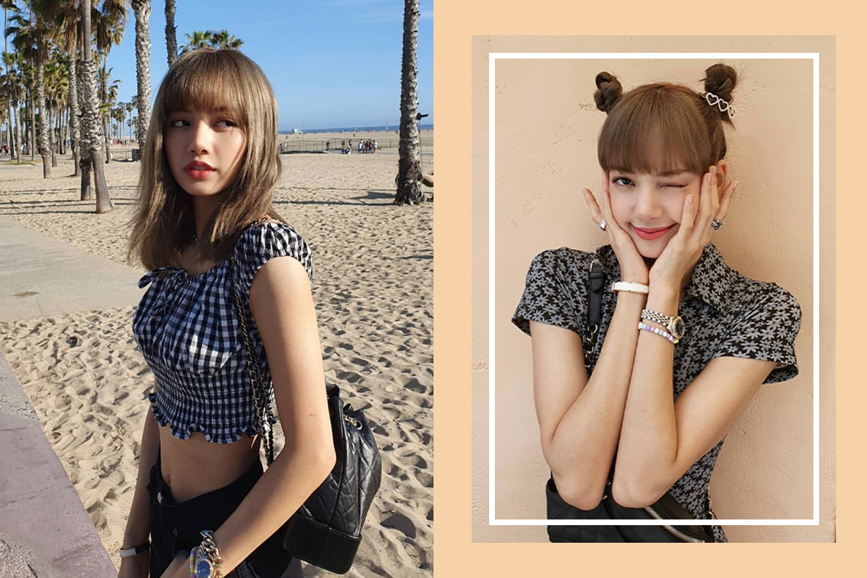Blackpink Lisa has the best hairstyles that you can easily follow