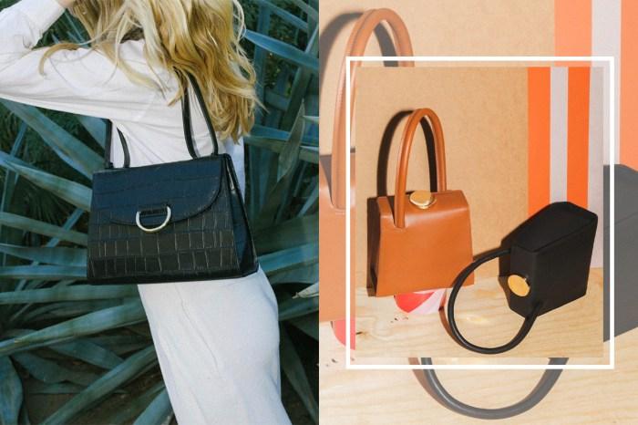 袋款長期處於售罄狀態!這小眾品牌的獨特設計才是你尋找已久的手袋